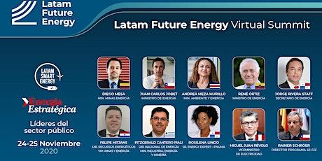 Latam Future Energy Virtual Summit entradas