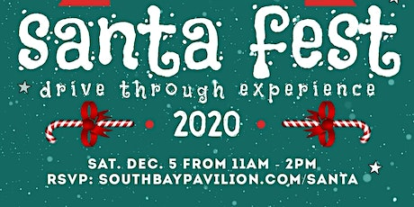 SANTA FEST DRIVE THROUGH EXPERIENCE tickets