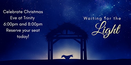 Christmas Eve Worship 6:00pm