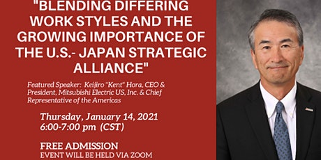 The Growing Importance of the U.S.-Japan Strategic Alliance tickets