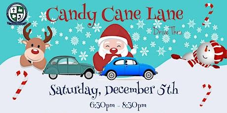 Candy Cane Lane- Drive Thru tickets