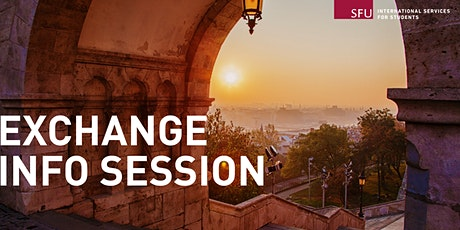 Exchange Info Session tickets