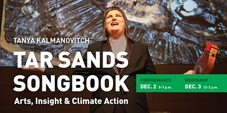 Tar Sands Songbook - Performance tickets