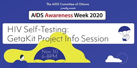 HIV Self-Testing: GetaKit Info Session tickets