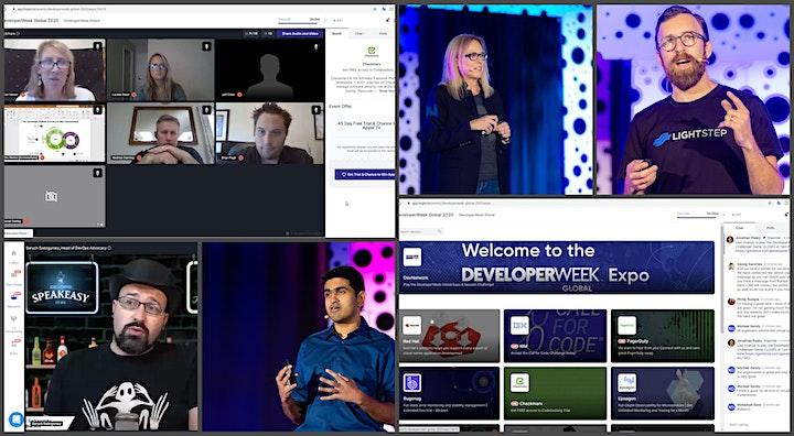 DeveloperWeek 2022 image