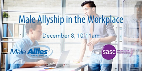 Male Allyship in the Workplace tickets