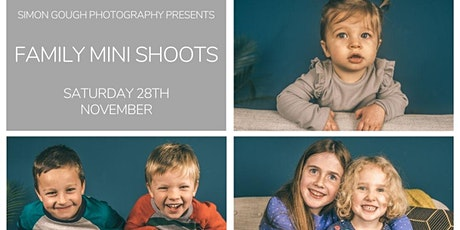 Simon Gough Photography Mini Shoots tickets