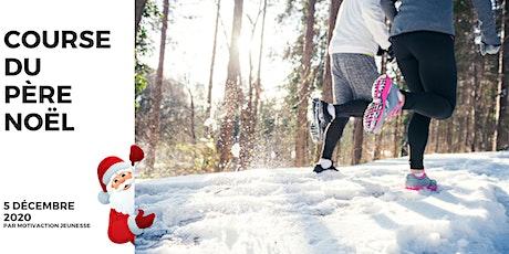 Course du Père Noël : de l'étude à l'esprit des fêtes! billets