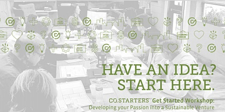 CO.STARTERS Get Started Workshop biglietti