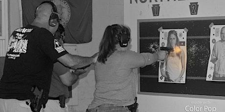 Intro to Practical Defensive Pistol (Indoor) tickets