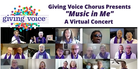 "Giving Voice Chorus -  Fall Concert ""Music in Me"" tickets"