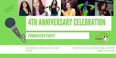 Advancing Latinas into Leadership 4th Anniversary Celebration tickets