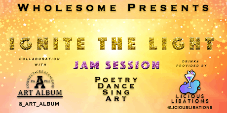 IGNITE THE LIGHT | Jam Session tickets