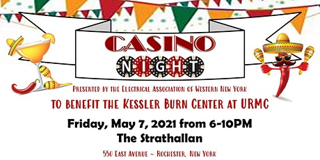 2nd Annual Casino Night tickets