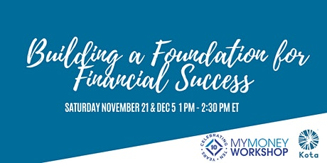 Building a Foundation for Financial Success tickets
