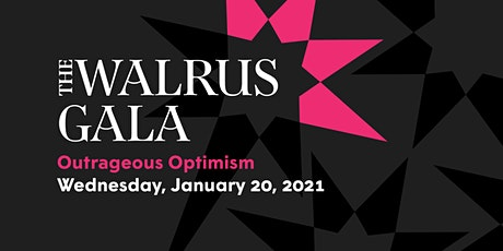 The Walrus Gala: Outrageous Optimism tickets