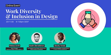 Diversity & Inclusion at Work by Hexagon UX Paris tickets