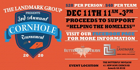 3rd Annual Corn Hole Tournament tickets