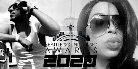 2020 Seattle Sound Music Awards tickets