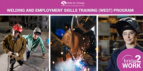 Welding and Employment Skills Training (WEST) Program: Info Session tickets