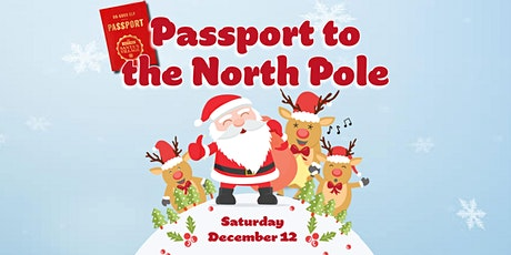 Passport to the North Pole tickets
