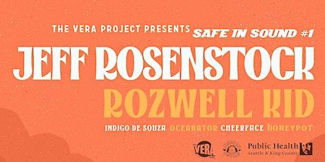 Safe in Sound Stream # 1 ft. Jeff Rosenstock, Rozwell Kid, Oceanator tickets