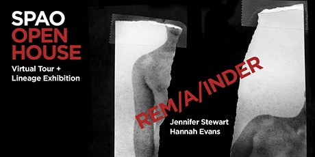 SPAO Artist Talk with Jennifer Stewart and Hannah Evans tickets
