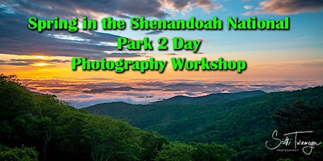 Spring in the Shenandoah National Park 2 day Photography Workshop tickets