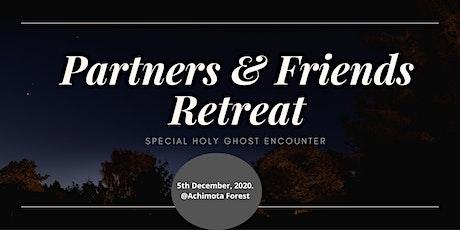 Partners & Friends Retreat tickets