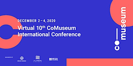 The CoMuseum International Conference 2020 tickets