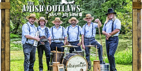 The Amish Outlaws Jubilee Jug Band tickets