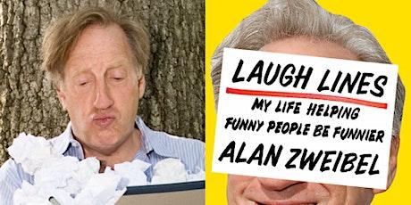 Alan Zweibel, Laugh Lines tickets