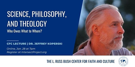 CFC Lecture with Dr. Jeffrey Koperski tickets
