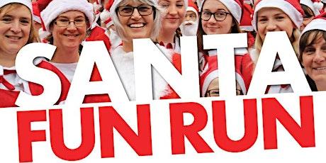 """Staines-upon-Thames """"Virtual"""" Santa Fun Run 2020 tickets"""