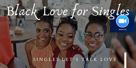 Black Love Series for Singles tickets