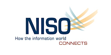 NISO Webinar: Building Trust: Credibility of Content tickets