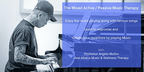 The Mixed Active and Passive (A/P ) Music Therapy tickets
