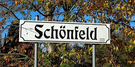 Schönfeld (30 bis 45 Jahre) Tickets