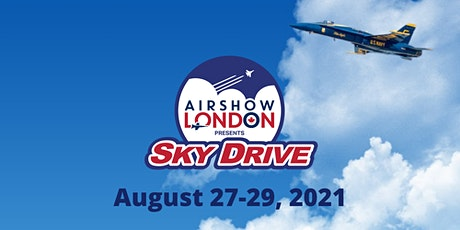 Airshow London SkyDrive 2021 tickets