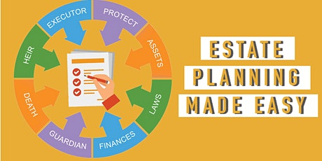 Planning for Your Loved Ones  (Estate Planning Webinar with Live Q&A) tickets