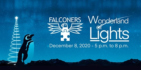 FALCONERS Wonderland of Lights tickets