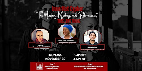 InnerNet Cypher: The Making, Meaning, and Relevance of THIS LOVE THING tickets