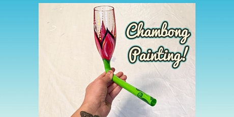 Chambong Painting at The Wine Bar tickets