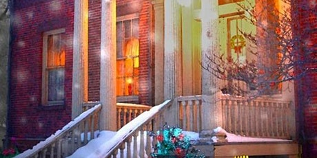 Ten Broeck Mansion Holiday House 2020: Walk-through Tours tickets