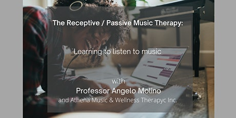 The Receptive / Passive Music Therapy tickets