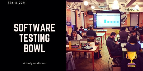 Sponsorship: Software Testing Bowl 2021 tickets