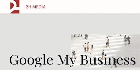 Google My Business - 2 Part Workshop tickets