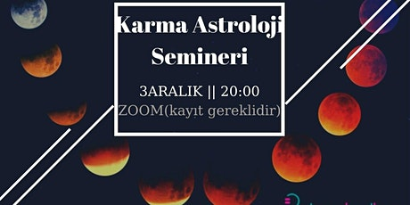 Karma Astroloji Semineri tickets
