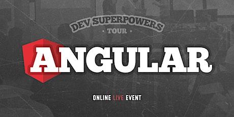 Angular Superpowers Tour - Online biglietti