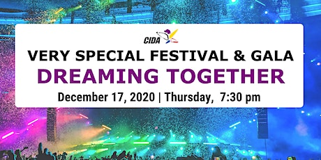 CIDA Very Special Festival & Gala (Free Admission) tickets